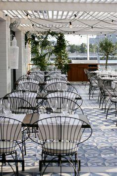 Restaurante Marítim by contemporain studio. Lázaro Rosa-Violán