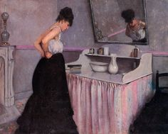 woman-at-a-dressing-table-1873-gustavecaillebotte.jpg 954×768 pixels