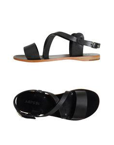 FOOTWEAR - Sandals Aspesi 9CM8c