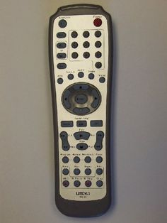 Remote Control for Liteon DVD Recorder LVW-5101 by Lite-On. $19.99. This remote control is for Liteon DVD recorder model LVW-5101. The remote part number is RM-54.