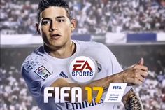 El capitán de la Selección Colombia James Rodríguez reveló un corto con imágenes del nuevo FIFA 17 con él como protagonista, con la camiseta del Real Madrid