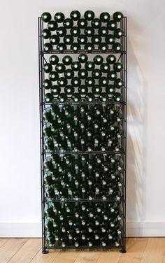 Les Casiers du Manoir Casier à bouteilles, casiers à vin, casiers à magnum, casiers à bouteilles, étagère à bouteille, range bouteille, rayonnage à bouteilles, rangement et stockage bouteilles de vin, rangement vin, meuble bouteilles, aménagement cave à vin .  Référence : Masse