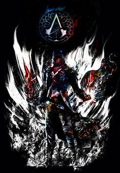 assassin's power by Ururuty.deviantart.com on @DeviantArt