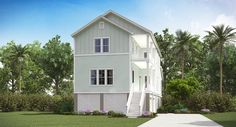 TRADD New Home Plan in Stonoview Charleston Battery Collection