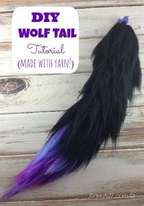 Maybe this can be altered a bit for a cat's tail?