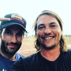 @andrewjoefrancis and my last night in #Zimbabwe in #kariba what and amazing trip to a wonderful part of the world! #africa #adventure #travel #safari #Zambezi