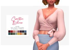 Nolan-Sims here. Happy Valentine's Day! It comes in 16 swatches + Sims 4 Mods Clothes, Sims 4 Cc Kids Clothing, Sims Mods, Maxis, Sims 4 Cc Packs, Sims 4 Mm Cc, Vêtement Harris Tweed, Cc Top, Sims New