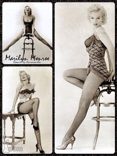 Marilyn Monroe…