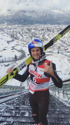 Andreas Wellinger, Ski Jumping, My Crush, Jumpers, Skiing, Dream Big, Volleyball, Austria, Sports