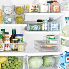 How to organize your fridge and clear out clutter #tip