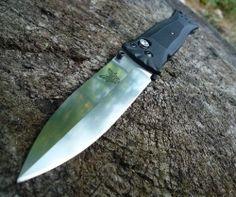 Benchmade 530 Knife. I like this knife!