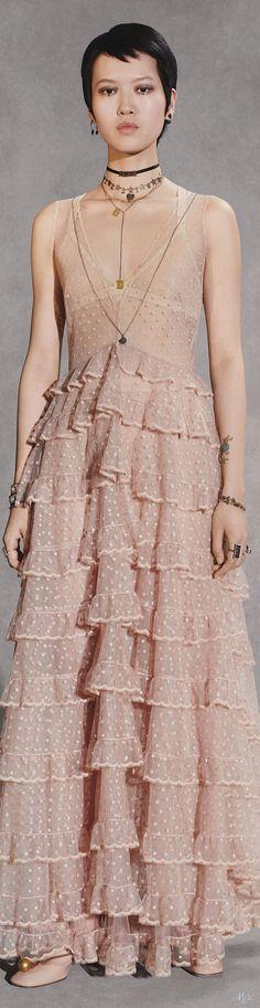 Pre-Fall 2018 Christian Dior