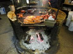 """Austin, TX - Go tour the city & make sure to visit The Salt Lick for lunch or dinner....THE BEST (& most famous) BBQ in Austin!!! :)  NOTE:  There is ALWAYS a very long wait, so bring your lawnchair and a cooler (that's what everyone else does) or your guitar or I-pad, a good book.  Expect to wait 2 hours or a little longer, but TRUST ME, it is WORTH the wait!!!  Order """"Family Style"""" & you will get all-you-can-eat succulent, fall-off-the-bone pork ribs, BBQ chicken & all the fixings!!! :)"""