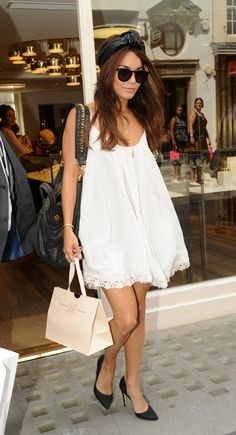 Shopping in Style: Vanessa Hudgens Style Lookbook - Lookbooks, Photos | ModaMob