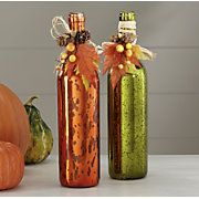 Fall Harvest Décor - Sunflower Accents, Pumpkins, Gourds from Through the Country Door®