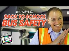 School bus safety is important—and we're not kidding around! For more safety…