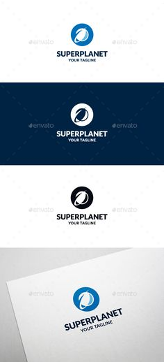 Planet Logo - Objects Logo Templates Download here : http://graphicriver.net/item/planet-logo/16091318?s_rank=23&ref=Al-fatih