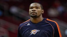 Kevin Durant: One thing Texas Longhorns and Oklahoma Sooners both love.  The only Damn thing!  BOOMER & THUNDER UP!