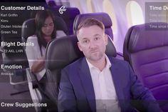 Les employés en vol seront équipés d'un Microsoft HoloLens pour fournir un flux régulier d'informations qui aideront à améliorer l'interaction avec les voyageurs.
