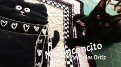 #Acolchados #patchwork #Quilts #LovePaty #LoveCat