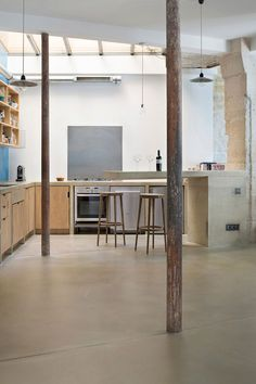 A Paris Loft Apartment by Maxime Jansens | HUH.