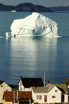 Twillingate, Newfoundland, Canada by Don Loveridge