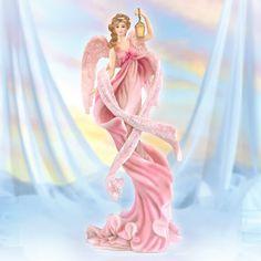 Thomas Kinkade Angel Figurines | dimensions approx 7 25 height