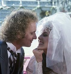 "30 million people tuned in to watch Luke and Laura tie the knot on ""General Hospital"" on Nov. 16, 1981."