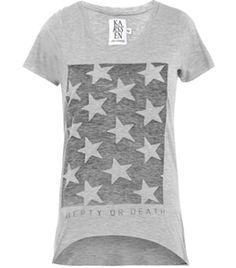 Liberty Or Death T-Shirt  by Zoe Karssen. simple T #matchesfashion