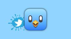 Tapbots выпустили Tweetbot 6 с настройками дизайна и подпиской Nintendo Switch, Logos, Logo, A Logo