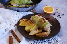 Vörösboros almával töltött göngyölt csirkemell Recept képpel - Mindmegette.hu - Receptek