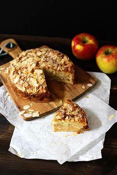 Einfacher Apfelkuchen Rezept