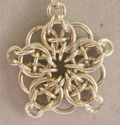 Sterling Silver Chainmaille or Chain by DebraLorraineDesigns, $65.00