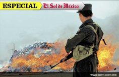 """Desde la llamada """"Operación Cóndor"""" que propició la guerra contra el narcotráfico lanzada desde los Estados Unidos, los mexicanos solamente han tenido breves etapas de respiro"""