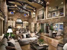 Modern Masculine Living Room Interior Design - http://www.decoradvisor.net/home-design/modern-masculine-living-room-interior-design/