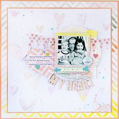Cut And Paste: Beautiful Backgrounds   Pink Paislee
