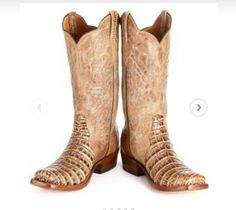 Rios of Mercedes boots. Love these!