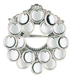 Sølje, oksidert m. trådkantlauv  Vestfold Homeland, Norway, Scandinavian, Costume, Bracelets, Clothing, Silver, Jewelry, Outfits