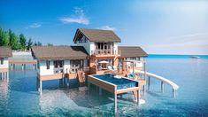 Cora Cora Maldives: absolute Freiheit im Urlaub - The Chill Report Overseas Jobs, Maldives Resort, Job Opening, Outdoor Furniture, Outdoor Decor, Sun Lounger, Chill, Romance, Cabin