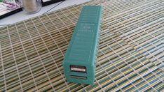 Vintage Slide Storage, Kodak Ready Case, Hard Plastic Storage, Kodaslide, Small Storage Box, Hinged