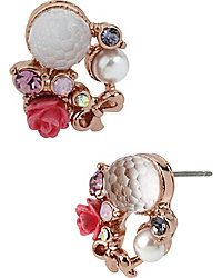 Stud Earrings - Shop Women's Fashion Stud Earrings from Betsey Johnson