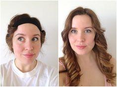 Fantastic Easy Hairstyle for the DIY Bride/Bridesmaid {Sunday Beauty School} - Bridal Musings Wedding Blog