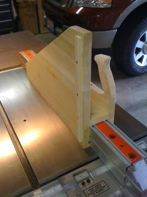 Tennoning Jig (kindda) - Woodworking Talk - Woodworkers Forum