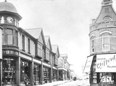 'Old' Newquay, Cornwall