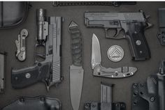 SIG SAUER swag. Find our speedloader now!  http://www.amazon.com/shops/raeind