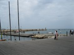 Israeli places that you should visit-Old Jaffa Port. TalilaDesign .
