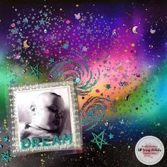 I'm over on the @ukscrapaddicts blog today with my #layout and #process video for this months #sparkle theme.  I used a gorgeous galaxy… Sparklers, Mixed Media, Designers, Scrapbooking, Paper Crafts, Layout, Blog, Instagram, Art