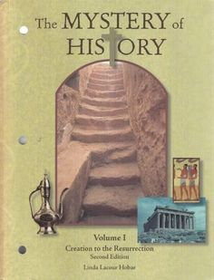 I am so excited to use The Mystery of History , Volume this year as our Bible/History curriculum! We will be covering world history fro. Bible Timeline, History Timeline, Timeline Project, History Activities, Teaching History, History Education, Science Resources, School Resources, Teaching Science