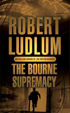 The Bourne Supremacy by Robert Ludlum 1986