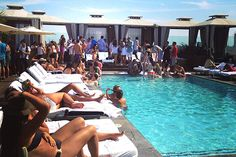 The Best Pools To Cool Off In This Summer #refinery29 http://www.refinery29.com/hotel-pools#slide1 Sixty Swim Club at Sixty Beverly HillsWhat: Cocktail pitchers, bites from Caulfield's Bar & Dining Room, and music by DJ Aaron Colbert.When: Every Sunday, 12 p.m. to 6 p.m. Where: Sixty Beverly Hills, 9360 Wilshire Boulevard; 310-273-1400. The Ritz-Carlton, Los AngelesWhat: The Summer Spa Soiree includes poolside yoga, a sampling of the spa's newest treatments, sparkling wine, and healthy ...